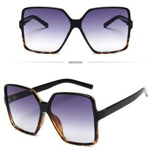 Accessories - COMING SOON: LUXURY SQUARE FRAME SUNGLASSES
